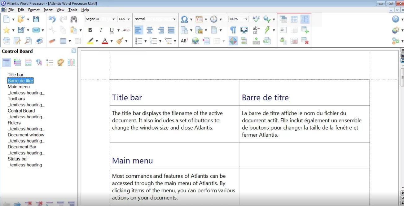 Atlantis Word Processor 3.2.13.7 & Clave de registro (Ultima versión)
