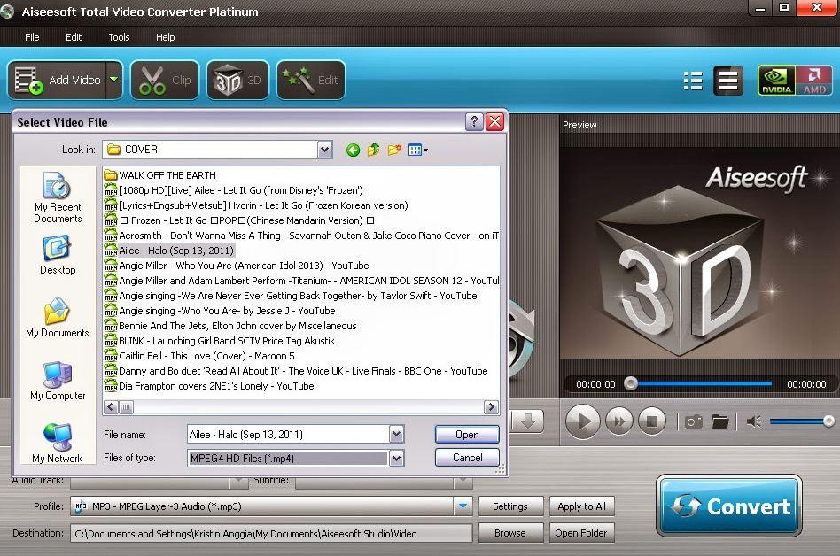 Aiseesoft Total Video Converter Platinum 9.2.30 & Clave de registro (Ultima versión)