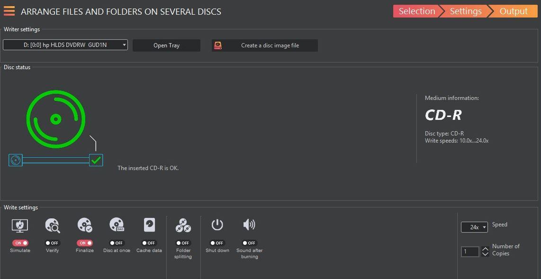 Ashampoo Burning Studio Pro 20.0.4.1 & Clave de registro (Ultima versión)