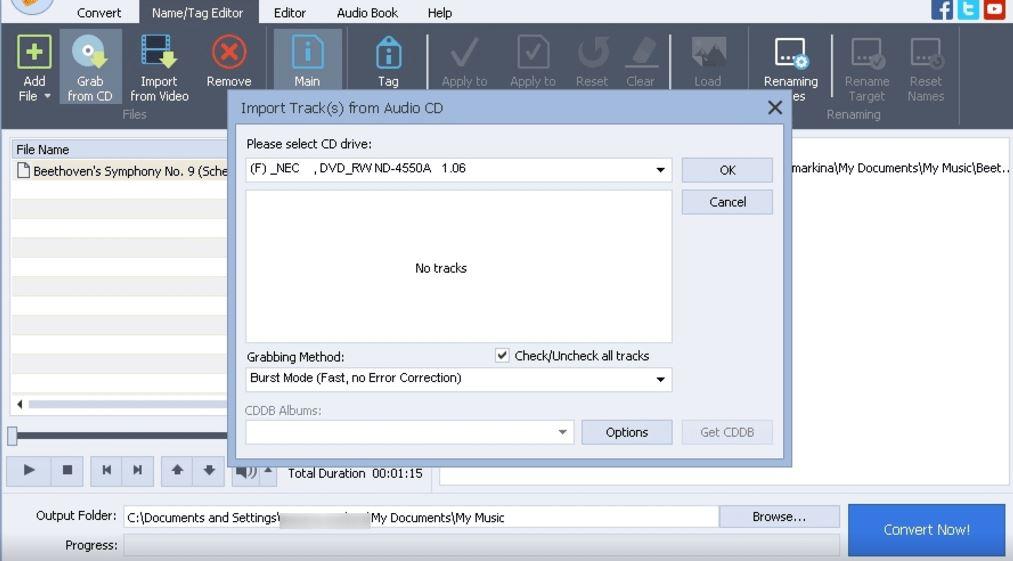 AVS Audio Converter 9.1.1.597 & Clave de registro (Ultima versión)