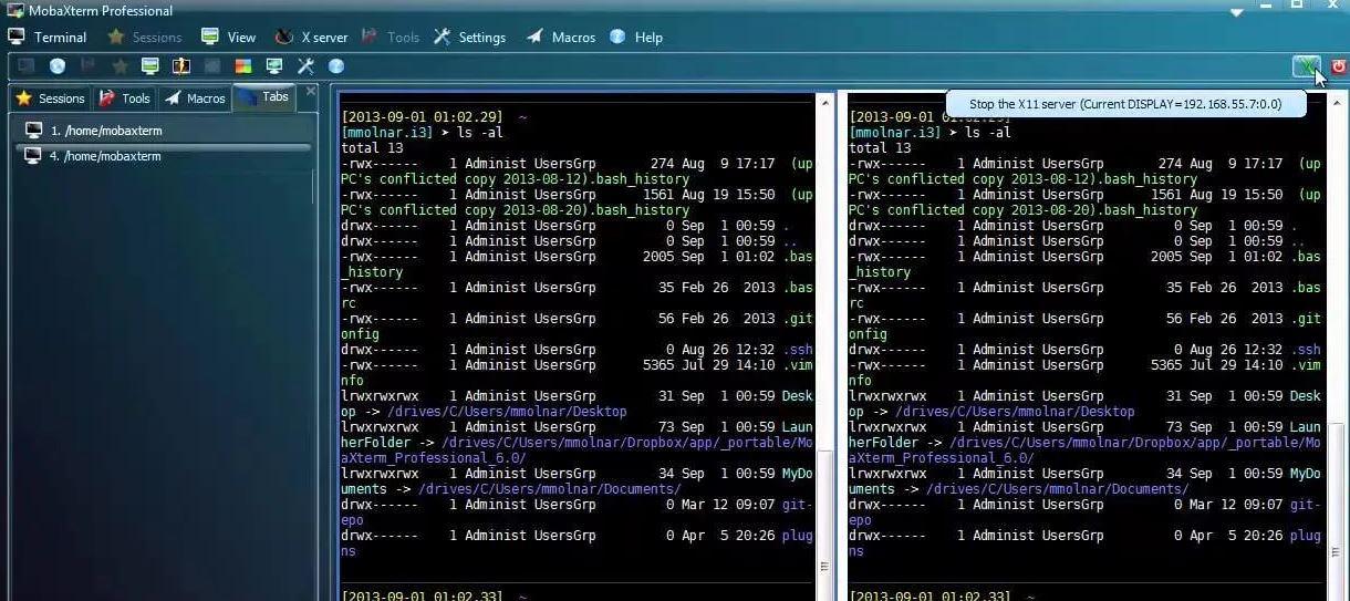 MobaXterm 12.0 & Clave de registro (Ultima versión)