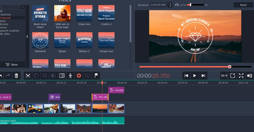 Movavi Video Editor Plus Activation Key 2019 & Clave de registro (Ultima versión)