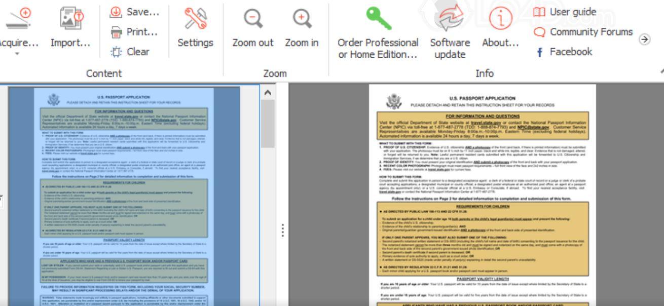 PaperScan Professional 3.0.88 & Clave de registro (Ultima versión)