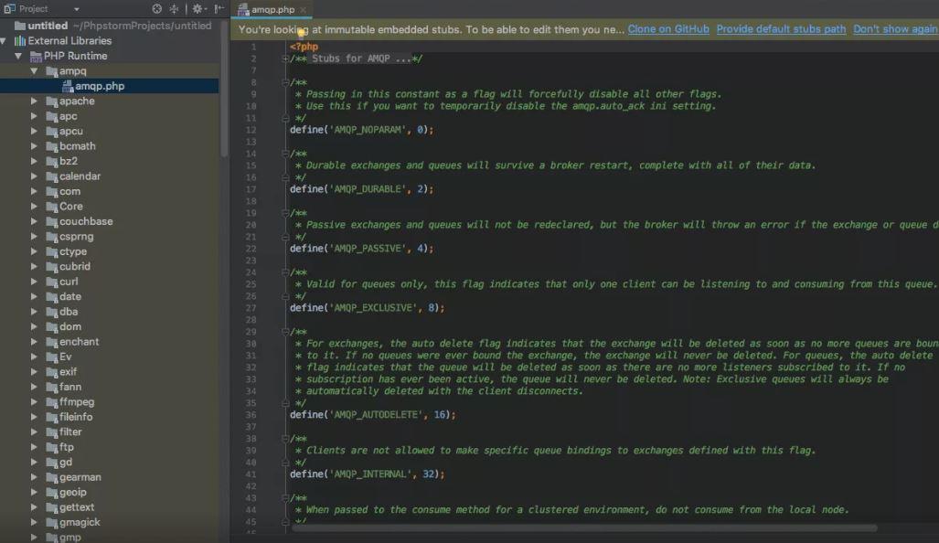JetBrains PhpStorm 2019.2.1 activación + crack (Ultima versión)