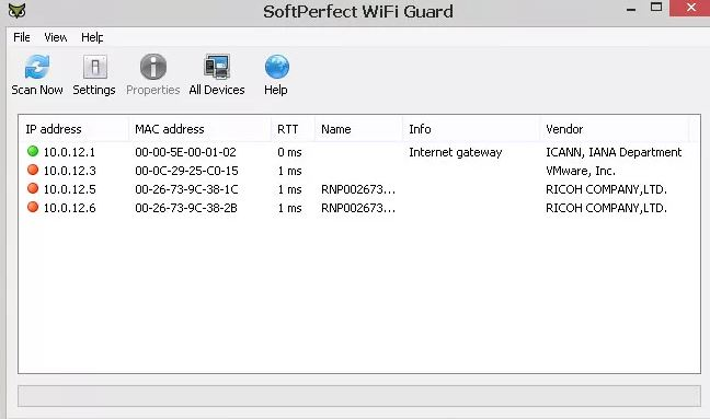 Soft Perfect Wi-Fi Guard 2.1.2 & Clave de registro (Ultima versión)