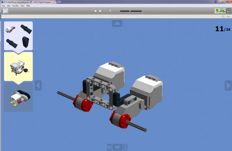 LEGO Digital Designer 4.3.11.0 para Windows (Ultima versión)