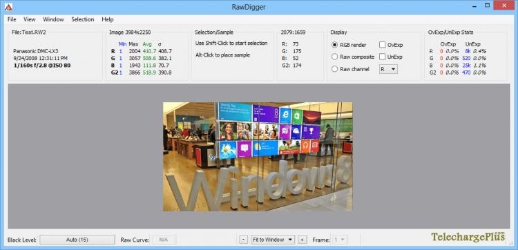 RawDigger 1.2.24.560 ara Windows (Ultima versión)