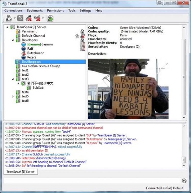TeamSpeak 3.3.2 & Clave de registro (Ultima versión)