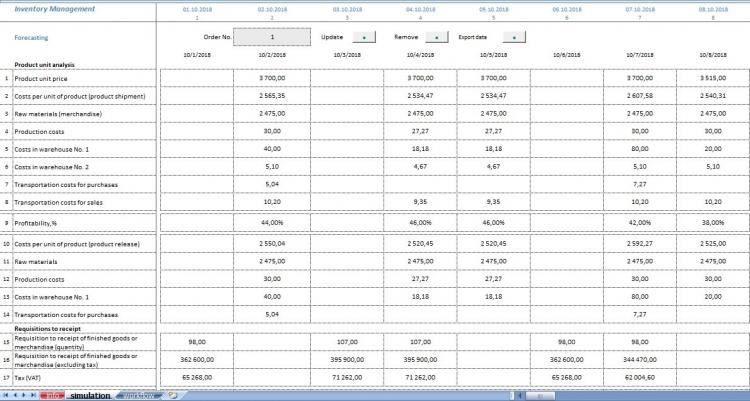 Inventory Management 1.0 & Clave de registro (Ultima versión)