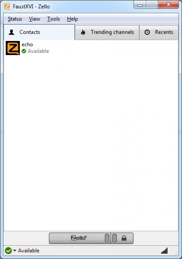 Zello 2.0.0 & Clave de registro (Ultima versión)
