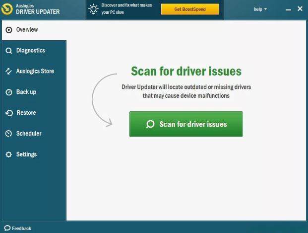 Auslogics Driver Updater 1.24.0 & Clave de registro (Ultima versión)
