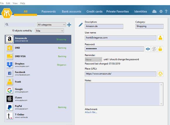 Steganos Privacy Suite 21.0.5 & Clave de registro (Ultima versión)